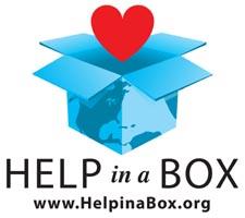 Help in a box Logo